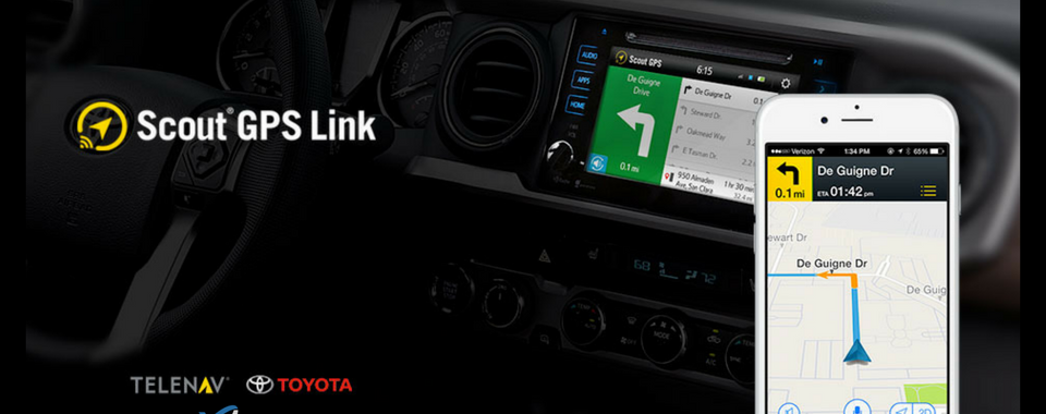 Xevo Engine Link and Telenav's Scout® GPS Link Chosen for 2018 Toyota Vehicles