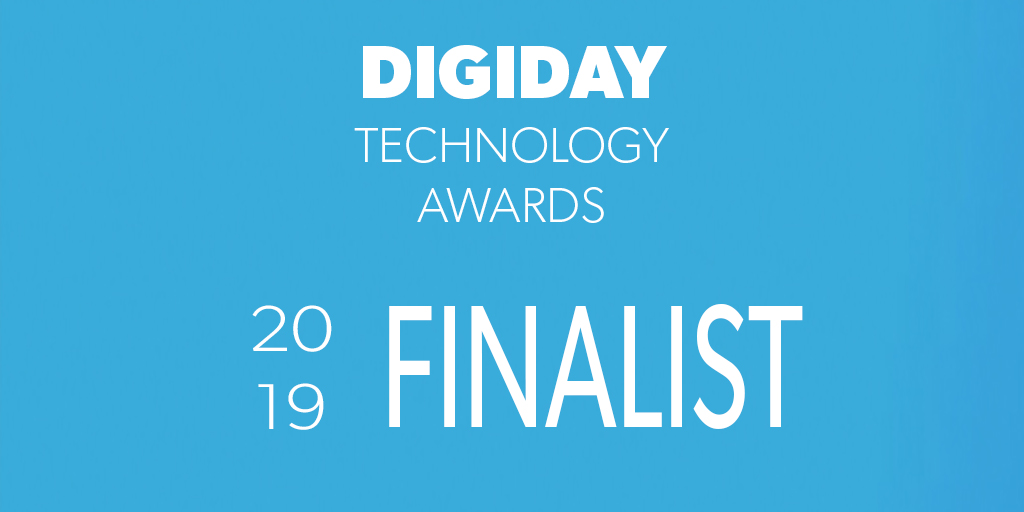 Xevo Selected as a Finalist for 2019 Digiday Technology Awards