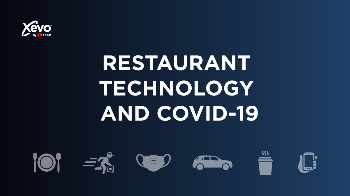 Restaurant Technology and COVID-19
